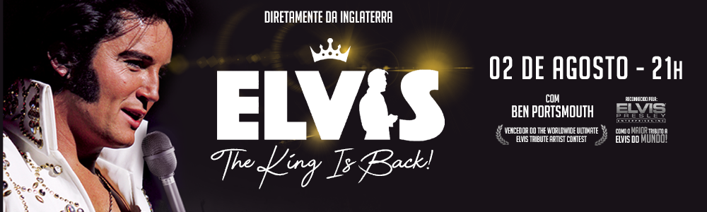 ELVIS, THE KING IS BACK